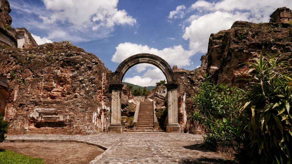 Ruinas del Convento de la Recolección