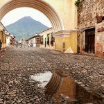 Antigua, la ciudad colonial