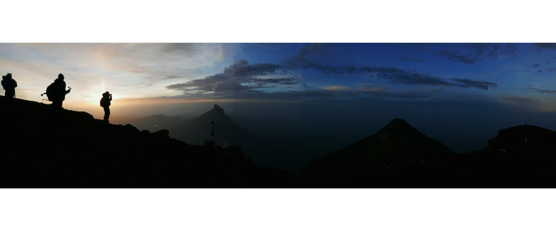 Cumbre del Volcán Acatenango