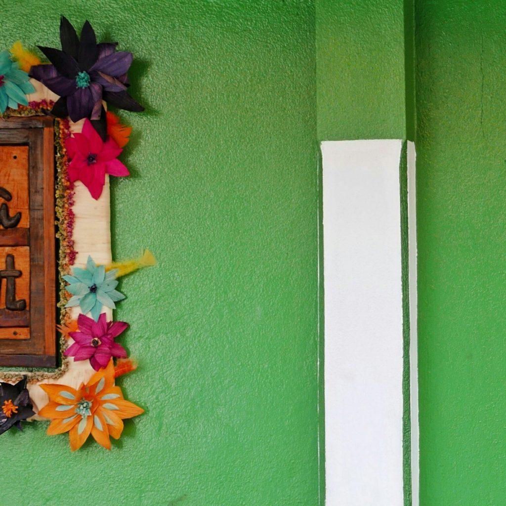 Colores sileños. Isla de Flores. Guatemala 2018